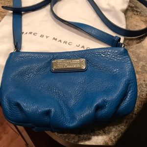 Marc by Marc Jacobs. Q-Percy Leather Crossbody